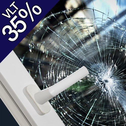 Home Security Window Film