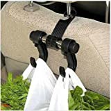 Leegoal Double Vehicle Hangers,Car Seat Hook