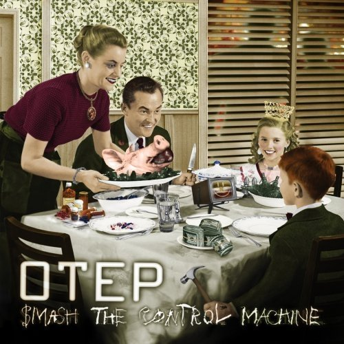 Smash the Control Machine by Otep (2009) Audio CD