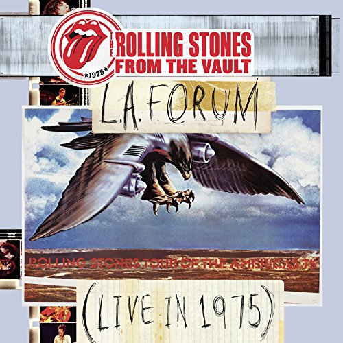 From The Vault - L.A. Forum -Live In 1975 [DVD] [2014] [NTSC]