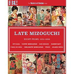 Late Mizoguchi: Eight Films 1951-56 [Blu-ray]