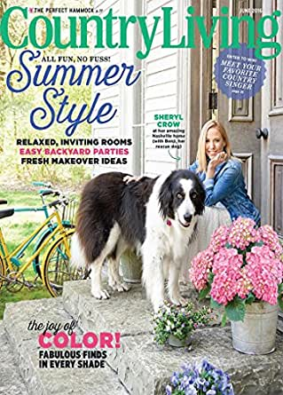 Country Living Print Access