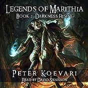 Legends of Marithia, Book 2: Darkness Rising | Peter Koevari