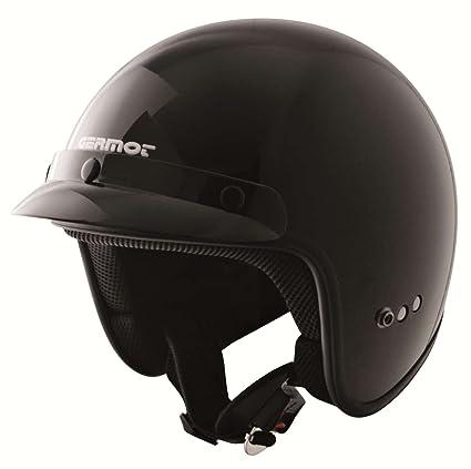Germot gM 100 casque-noir