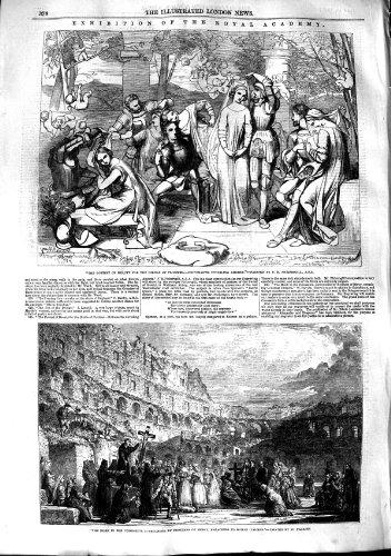 1848 Girdle Florimel Amoret Monk Colosseum Romans1848 Girdle Florimel Amoret Monk Colosseum Romans