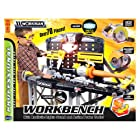 Workman 70 Piece Workbench With Lights & Sound