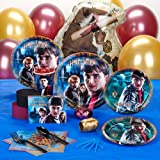 Harry Potter Deathly Hallows Standard Party Pack - 8 guests