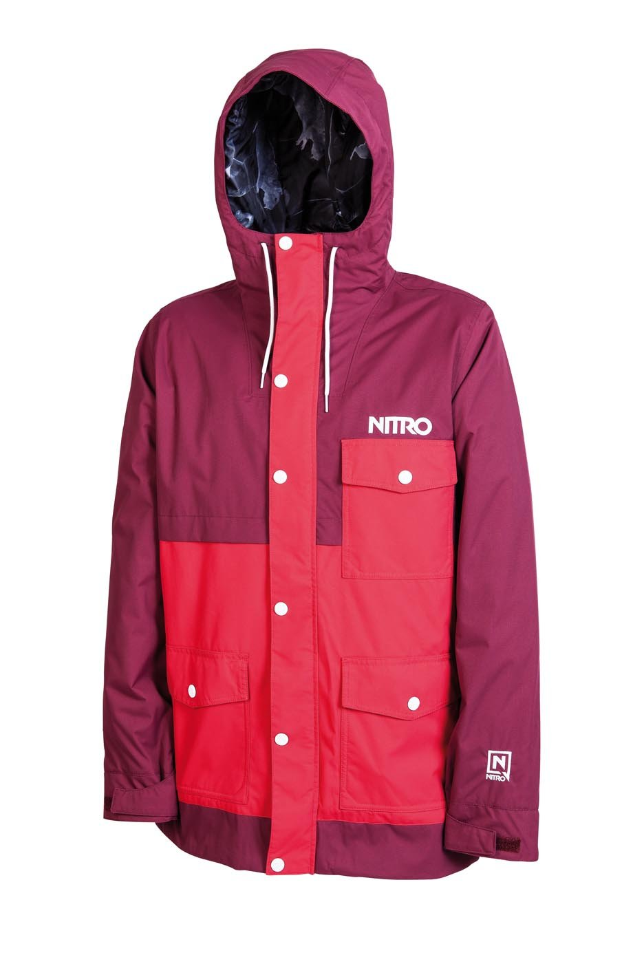 Nitro Snowboards Herren Snowboardjacke Rocket Jacket 14 günstig