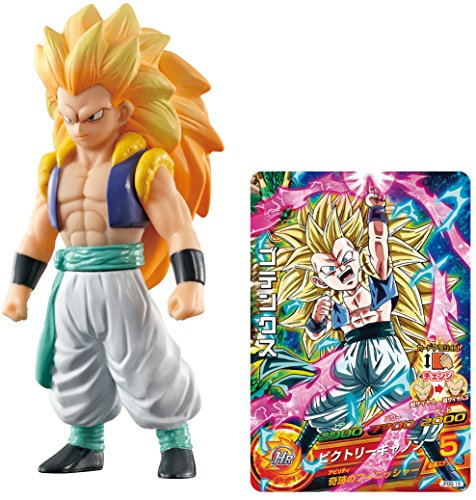 Dragon Ball super warrior Super Saiyan 3 Gotenks - 1