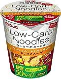 明星 低糖質麺 Low-Carb Noodles マッシュルームとオニオンのコンソメスープ 53g×12個入/箱〔ケース〕 ローカーボヌードル
