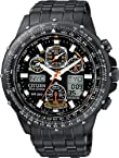 Citizen Eco-Drive Skyhawk AT Atomic Mens Watch