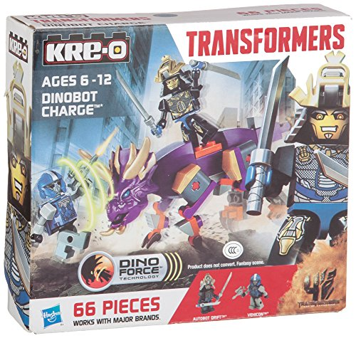 Kre-o Transformers Movie Rider - 1