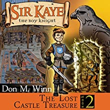 The Lost Castle Treasure (       UNABRIDGED) by Don M. Winn Narrated by Stephen H. Marsden