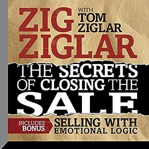 The Secrets of Closing the Sale Speech
