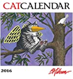 B. Kliban: CatCalendar 2016 Wall Calendar