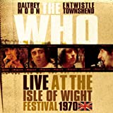 Live at Isle of Wight Festival 1970 (Shm-CD) by Who