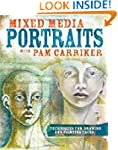 Mixed Media Portraits with Pam Carrik...
