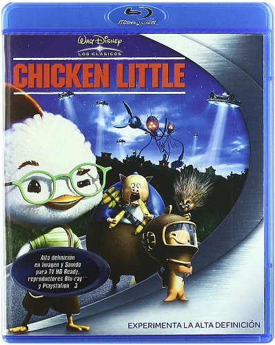 Chicken Little [Blu-ray] [Spanien Import]