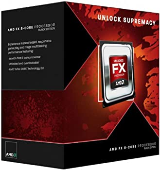 AMD FX-8350 8-Core AM3 Processor