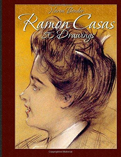 Ramon Casas: 80 Drawings