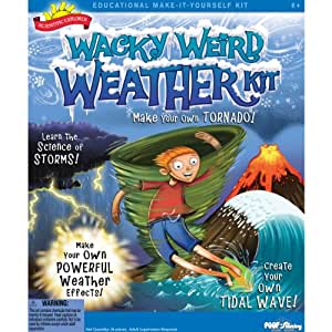 Scientific Explorers Wacky Weird Weather Kit-