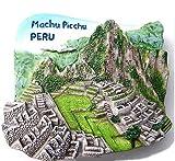 Machu Picchu Peru South AmericaMagnet Souvenir Thailand Handmade Design