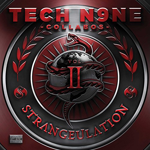 Tech N9ne-Collabos-Strangeulation II-(Deluxe Edition)-WEB-2015-ESG Download