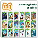 Leapfrog Tag Activity Storybook Ben 10 Alien force: Wanted: Kevin Levin
