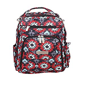Ju-Ju-Be Be Right Back Backpack, Sweet Scarlet from Ju-Ju-Be