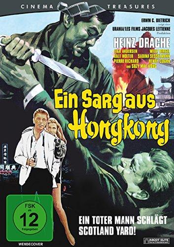 Ein Sarg aus Hongkong - Ungeschnittene Neuabtastung vom 35mm-Original (Cinema Treasures)