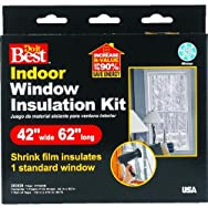 Do it Best Heat Shrink Film Window Kit-1PK SHRINK WINDOW KIT