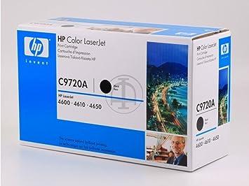 HP - Hewlett Packard (641A / C 9720 A) - original - Toner black - 9.000 Pages