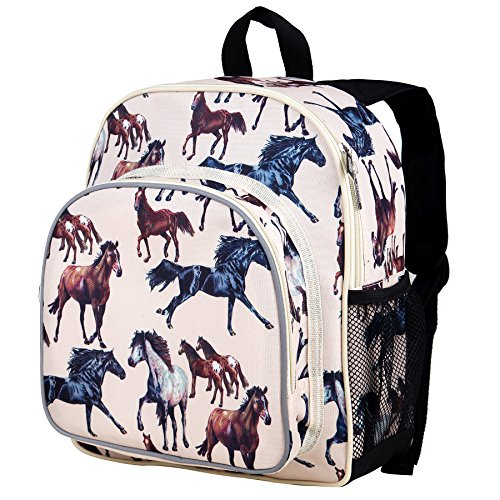 Wildkin Horse Dreams Pack 'n Snack Backpack