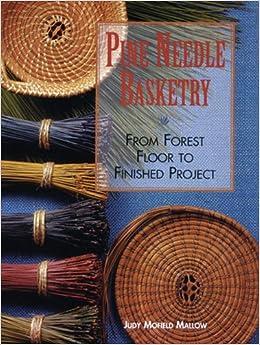 pine needle crafts