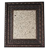 Royal Frames Photo Frame Synthetic Material(Dark Brown With Gold, 33 Cm * 38 Cm)