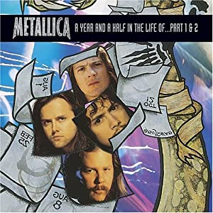 Year & A Half in the Life of Metallica Parts 1 & 2 [Import anglais]