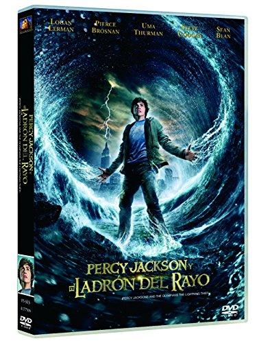 Percy Jackson Y El Ladrón Del Rayo (Import Dvd) (2010) Logan Lerman; Rosario D
