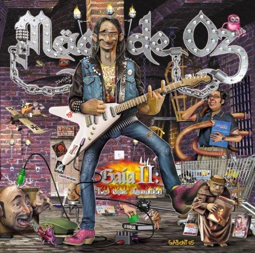 Mago de Oz - Madrid Las Ventas CD1 - Zortam Music