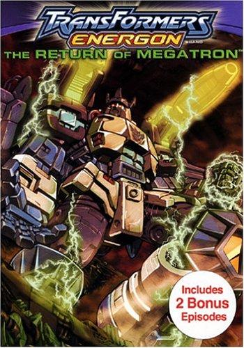 Transformers Energon - The Return of Megatron by Hasbro