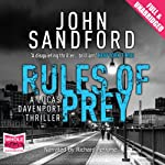 Rules of Prey: A Lucas Davenport Mystery, Book 1 (       UNABRIDGED) by John Sandford Narrated by Richard Ferrone