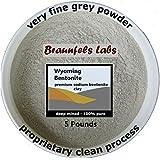 5 Pounds - 100% Pure Bentonite Clay