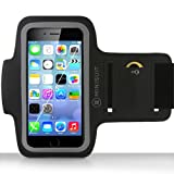 Brazalete + llavero para Apple iPhone 6 PLUS (5.5) Minisuit SPORTY