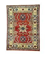 L'Eden del Tappeto Alfombra Uzebekistan Multicolor 212  x  151 cm