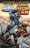 Dan Abnett Iron Man/War Machine: Hands of the Mandarin