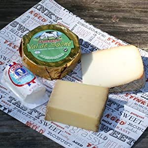 Igourmet French Cheese Assortment, 1.8-Pound