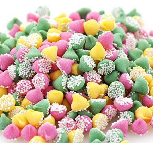 Guittard Pastel Mini Smooth and Melty Mints 1 pound Petite Mints (Guittard Chocolate Company compare prices)