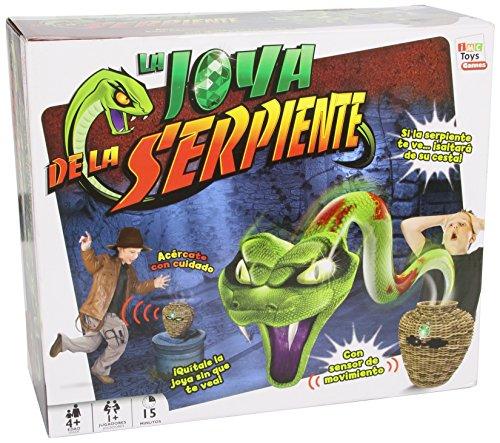 IMC Toys - La joya de la serpiente (9714)