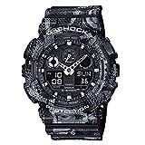 (カシオ)CASIO G-SHOCK 腕時計 コラボ マルセロブロン GA-100MRB-1AJR (国内正規品)