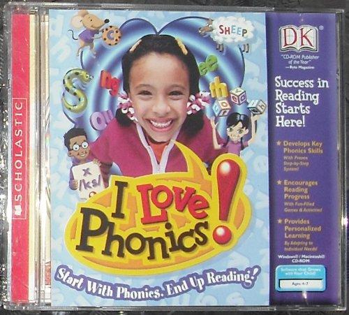 I Love Phonics!