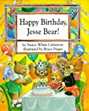 Happy Birthday, Jesse Bear! (0027172775) by Carlstrom, Nancy White